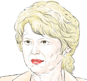 Famous Bipolar People - Jane Pauley