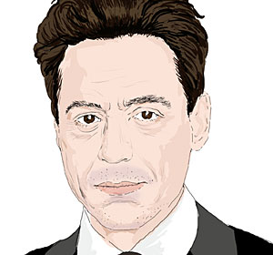 Famous Bipolar People - Robert John Downey