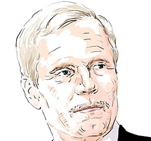 Famous Bipolar People - Ted Turner
