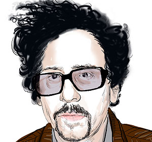 Famous Bipolar People - Tim Burton